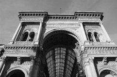 Edificio di Vittorio Emanuelle Immagine Stock