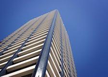 Edificio elevado Foto de archivo