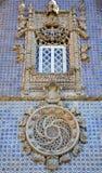 Edificio embaldosado Imagen de archivo libre de regalías
