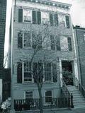 Edificio en Brooklyn Imagenes de archivo