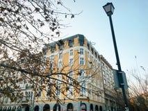 Edificio en Bulgaria imagenes de archivo