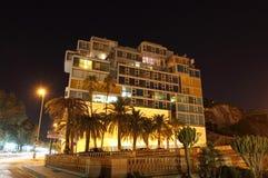 Edificio en Cartagena, España Imagen de archivo libre de regalías