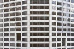 Edificio en ciudad Foto de archivo libre de regalías