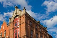 Edificio en Dublín Imagen de archivo