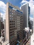 Edificio en el camino de Cameron en tsui del sha del tsim Imagenes de archivo