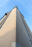 Edificio en el cielo Fotografía de archivo