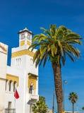 Edificio en el EL Jadida, Marruecos Foto de archivo