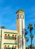Edificio en el EL Jadida, Marruecos Imagenes de archivo
