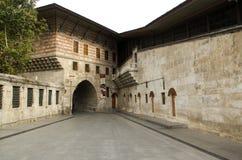 Edificio en Estambul Imágenes de archivo libres de regalías