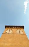 Edificio en estilo italiano Foto de archivo