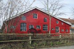 Edificio en eutin Imagen de archivo libre de regalías