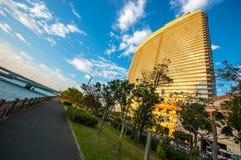 Edificio en Fukuoka Foto de archivo