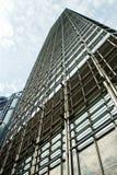 Edificio en Hong-Kong Fotografía de archivo libre de regalías
