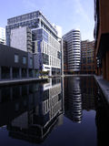 Edificio en Londres Fotos de archivo