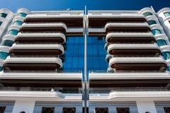 Edificio en Mónaco Foto de archivo libre de regalías