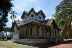 Edificio en Palermo Fotografía de archivo