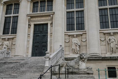 Edificio en París Imagenes de archivo