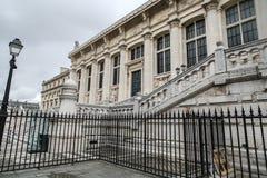Edificio en París Imagen de archivo libre de regalías