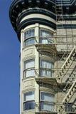 Edificio en San Francisco Fotos de archivo
