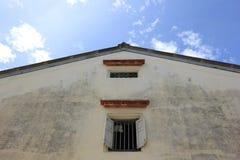 Edificio en Tailandia Imágenes de archivo libres de regalías