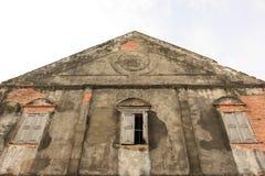 Edificio en Tailandia Fotografía de archivo