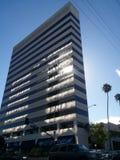 Edificio en Wilshire imágenes de archivo libres de regalías