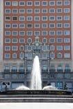 Edificio España stock foto's