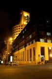 Edificio financiero Imagen de archivo libre de regalías