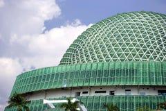 Edificio futurista Imagen de archivo