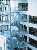 Edificio futurista de la universidad del ITU Fotos de archivo libres de regalías