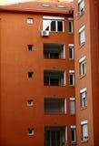 Edificio genérico Foto de archivo libre de regalías