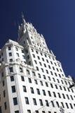 Edificio grande Imagenes de archivo