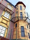 Edificio hermoso Imagen de archivo libre de regalías