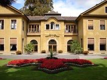 Edificio hermoso fotografía de archivo