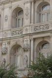 Edificio hermoso en Nueva York Fotos de archivo libres de regalías