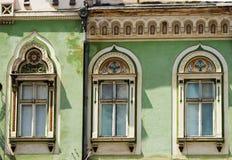 Edificio histórico (16) Foto de archivo libre de regalías