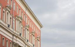 Edificio histórico 3 Foto de archivo