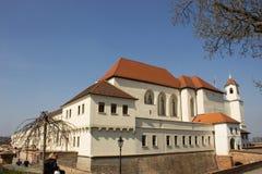 Edificio histórico Imagen de archivo libre de regalías