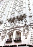 Edificio histórico alto imágenes de archivo libres de regalías