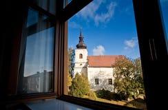 Edificio histórico de la iglesia Fotos de archivo