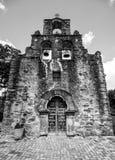 Edificio histórico de la misión fotos de archivo libres de regalías