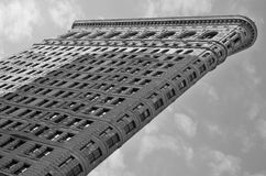 Edificio histórico de la plancha Imagen de archivo libre de regalías
