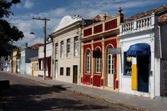 Edificio histórico de Laguna Imagen de archivo