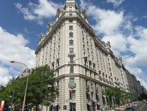 Edificio histórico del Washington DC Fotografía de archivo libre de regalías