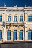 Edificio histórico en Amparo Foto de archivo