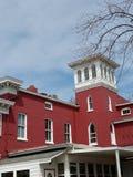 Edificio histórico en Missouri foto de archivo libre de regalías