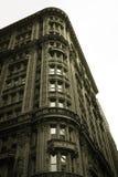 Edificio histórico en New York City Foto de archivo libre de regalías