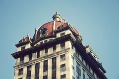 Edificio histórico en Pittsburgh fotografía de archivo libre de regalías