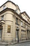 Edificio histórico en Santos foto de archivo libre de regalías
