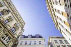 Edificio histórico en Viena fotos de archivo libres de regalías